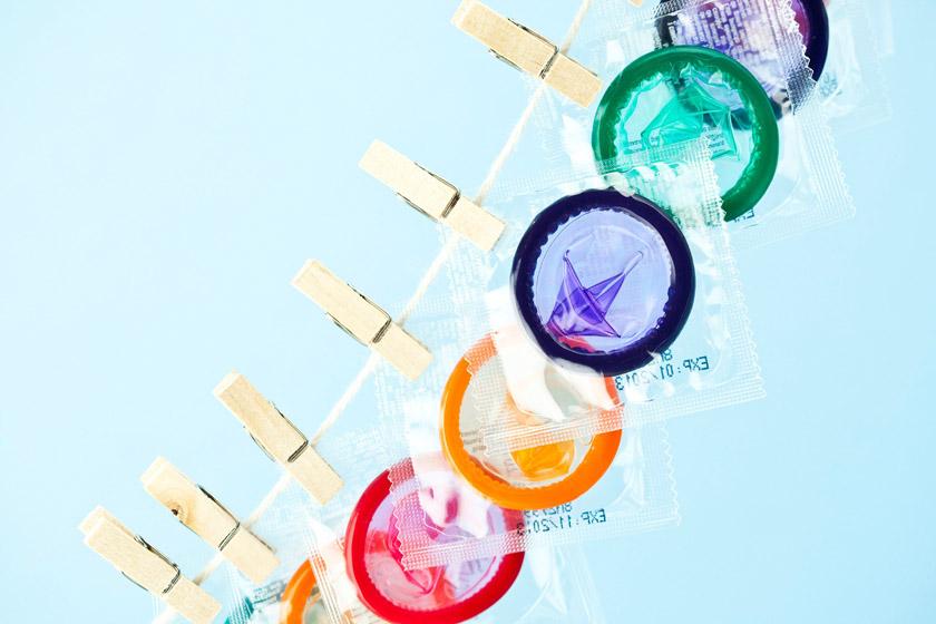 عوارض استفاده از کاندوم تاخیری