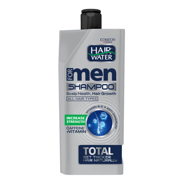 شامپو مردانه ضد شوره و تقویت کننده مناسب انواع مو کامان